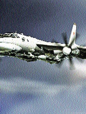 Вот таким оказался советский бомбардировщик Ту-95 после того, как наши конструкторы сумели почти все скопировать...