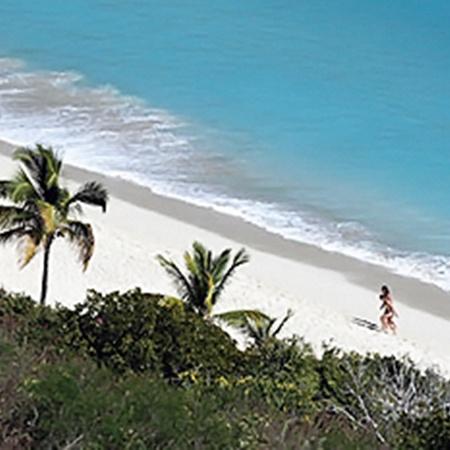 На острове Сент-Бартс олигарх купил огромное поместье стоимостью 90 млн. долларов.
