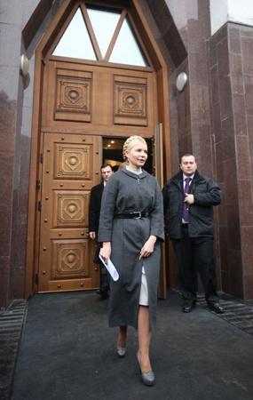 Статья Уголовного кодекса, которую инкриминируют Тимошенко, «потянет» на срок от 7 до 10 лет.