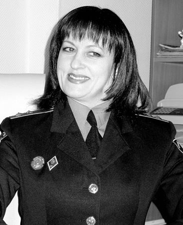 Ирина Троян