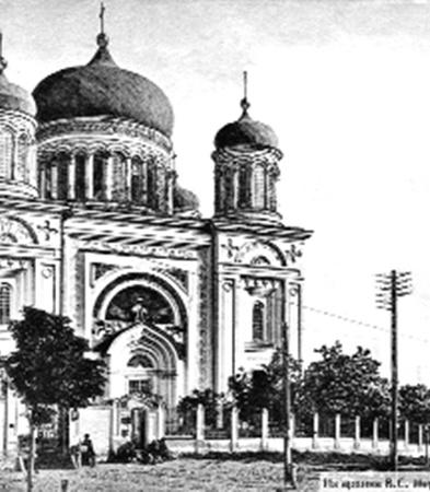 Десятинная церковь не спасла горожан от Батыя.