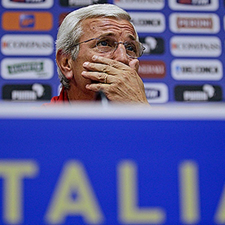 Марчелло Липпи променяет Италию на Украину?