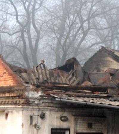Причиной возгорания стало короткое замыкание. Фото: www.ilich.in.ua.