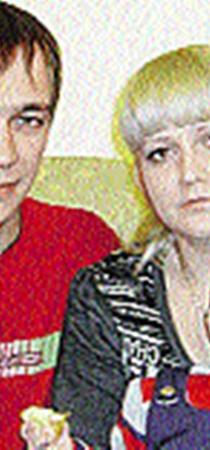 Вера и Сергей теперь запускают фейерверки для своего малыша.