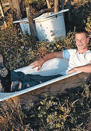 Мэтт Дэймон борется за доступную чистую воду для всех.