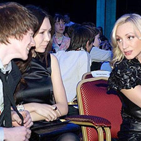 На премьере Никиту поддерживала мама Кристина Орбакайте. Фото Милы Стриж.