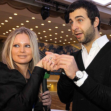 Иван Ургант и Дана Борисова обменялись комплиментами. Фото Милы Стриж.