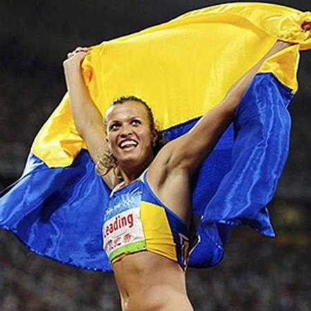 Наталья Добрынская - наша легкоатлетическая прима.