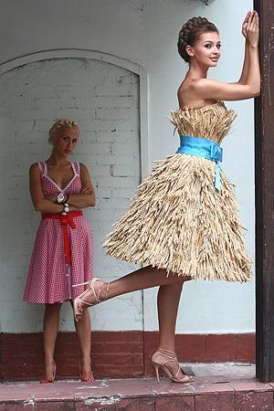 «Мисс Украина Вселенная-2010» Анна Пославская, 90-62-90, рост 180 см.