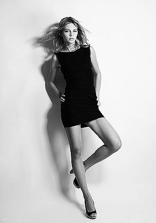 Elite Model Look-2010 Каролина Толкачева, 83-60-90, рост 181 см.