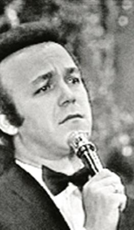 1973 год. Иосиф Кобзон.