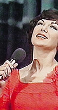 1976 год. Эдита Пьеха.