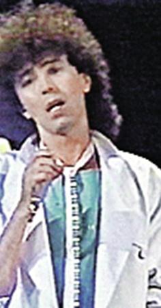 1986 год. Валерий Леонтьев.