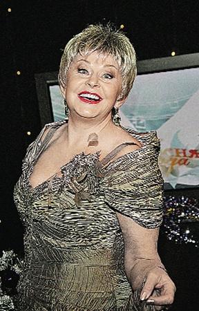 2006 год. Ангелина Вовк.