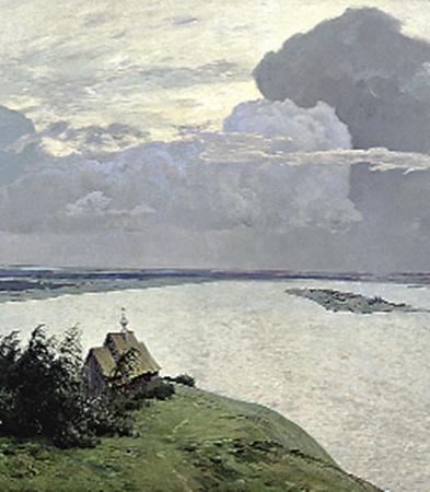 Над вечным покоем, 1894 год.