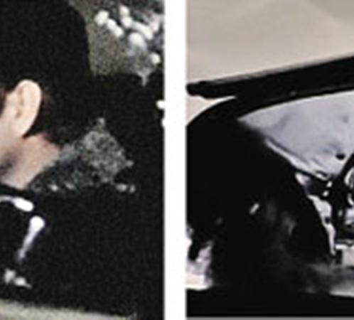 Сначала таксист был брюнетом, а потом вдруг превратился в блондина. Неужели поседел?!