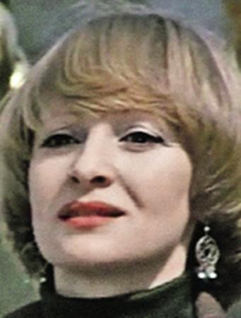 Эстрадная танцовщица Татьяна Лейбель сохранила нежные отношения с артистом на всю жизнь.
