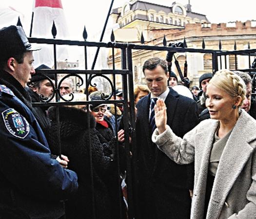 Тимошенко не верит в гороскопы и считает, что следующий год будет для нее удачнее, чем прошлый.