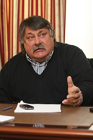 Умер народный артист Украины Николай Мозговой.