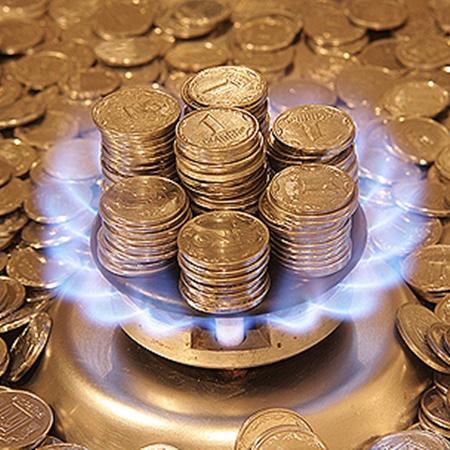 В Украине тарифы на газ выросли на 50%.