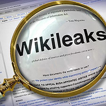 Сайт WikiLeaks начинает публиковать секретные материалы о сильных мира сего.