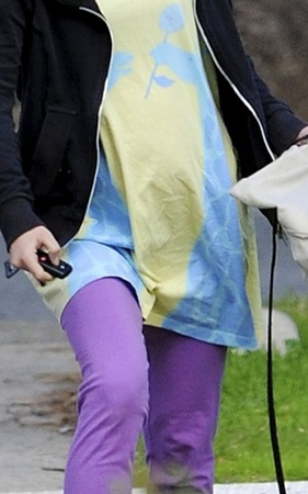 Слухи о беременности голливудской звезды подтвердились. Фото: celebrity-gossip.net