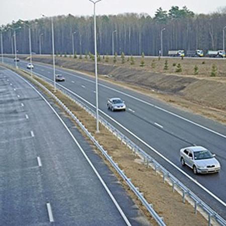 ...создают современные автотрассы...
