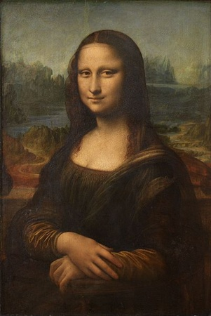 Знаменитая картина Леонардо