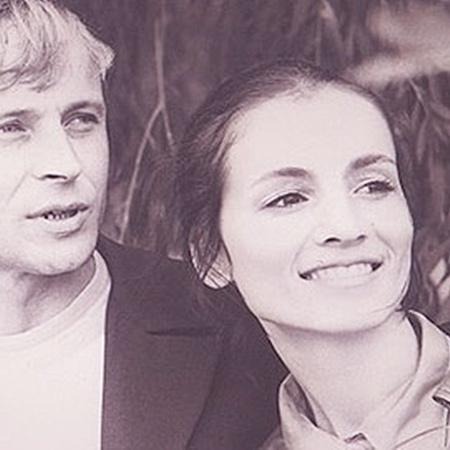 София Михайловна с мужем Анатолием Евдокименко. Фото из личного архива певицы.