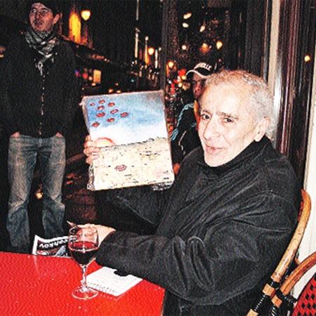 «Твои картины продадим!» - пообещал мой друг Карим.