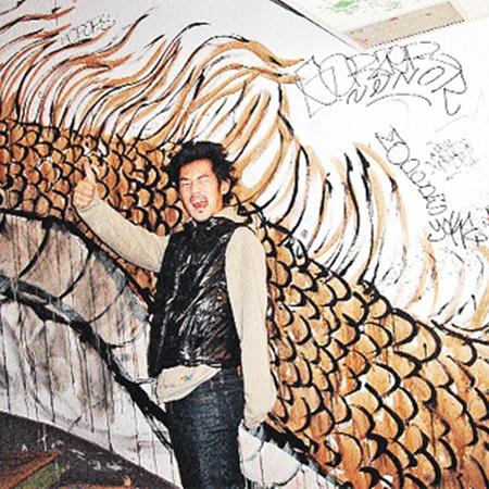 Не дал мне умереть от скуки японский модернист Йосуке.
