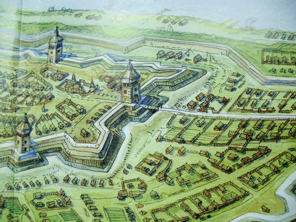 Раскопки на месте Самари-Богородицкой крепости начались в 2001 году.
