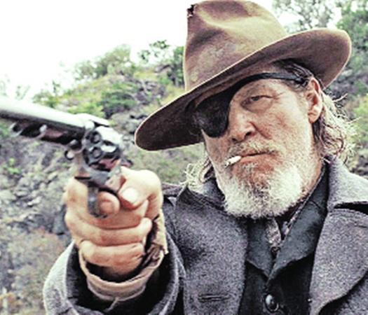 Неподражаемый Джефф Бриджес ранее сыграл у Коэнов «Большого Лебовского».