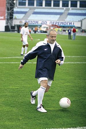 Савик Шустер давно мечтал сделать реалити-шоу о футболе.