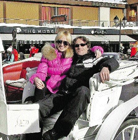 Раису прокатили в карете самой Кристины Агилеры.