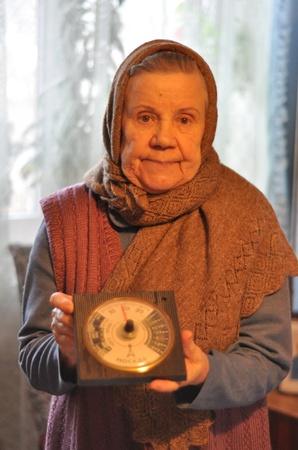 Температура в квартире Валентины Хлопко не поднимается выше 15-17 градусов тепла.