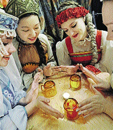 Со свечами лучше всего гадать родившимся под знаками Овна, Льва и Стрельца.
