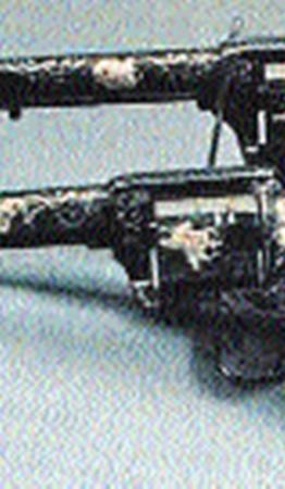 Подарок Брежневу от американских оружейников.