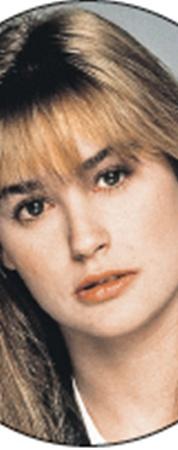 Pедкое фото Мур 80-х годов. На нем актриса совсем молоденькая.
