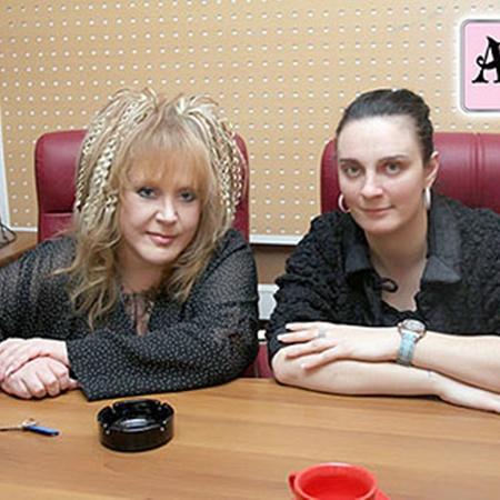 Алла Пугачева первой разглядела в Елене Ваенге новую звезду эстрады.