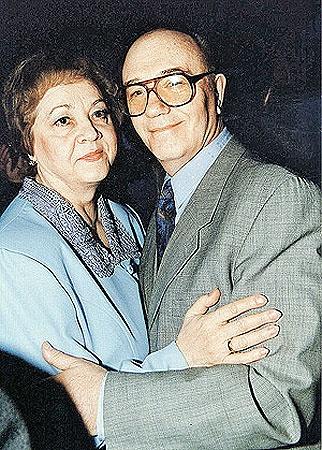 Леонид Вячеславович с женой Ниной Васильевной вместе больше 40 лет. Фото Ларисы Кудрявцевой, «Экспресс газета».