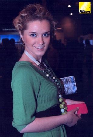 Похищенная Ирина не помогает следствию. Фото из личного архива семьи Лазаренко.