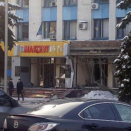 Вчера Макеевка содрогнулась от двух взрывов. Фото из архива