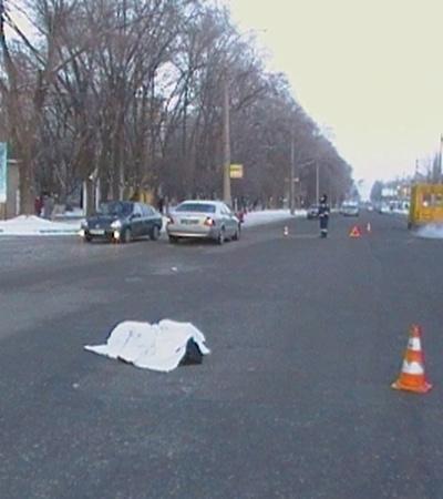 Свидетелями данного происшествия могли быть водители 167 маршрута. Фото: lugansk.comments.ua.