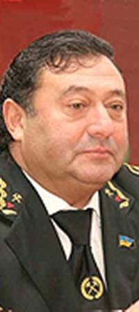 Директор ГП «Макеевуголь» Станислав Толчин.