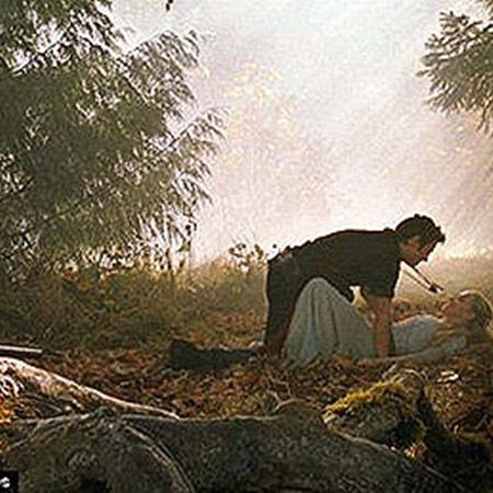 Актёры считают, что с любовными сценами фильм только выиграл. Фото Daily Mail.