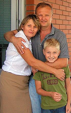 Татьяна Романив: - Ярослав до сих пор в ужасе и не понимает, за что его задержали.