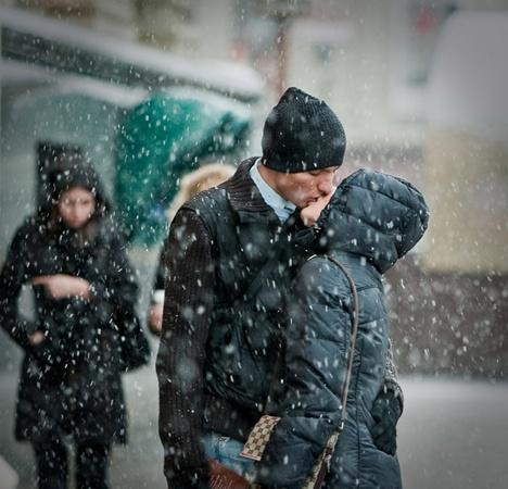 Для любви и хорошего настроения февраль - не помеха. Фото с сайта www.photoclub.by