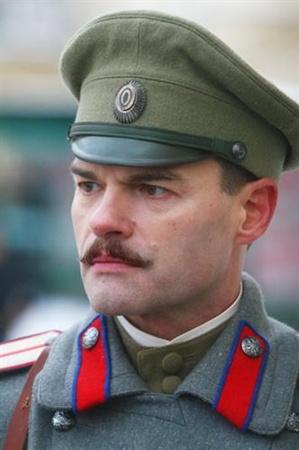 Евгений Дятлов - Шервинский.