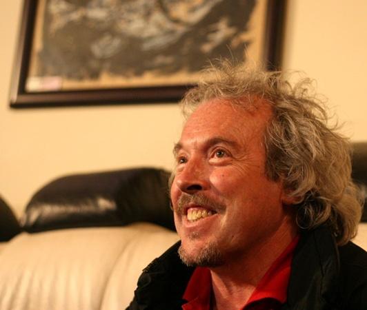 Андрей Макаревич – частый гость в Днепропетровске. Фото Павла ДАЦКОВСКОГО